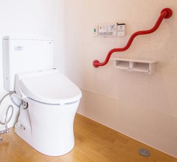 自立支援トイレ