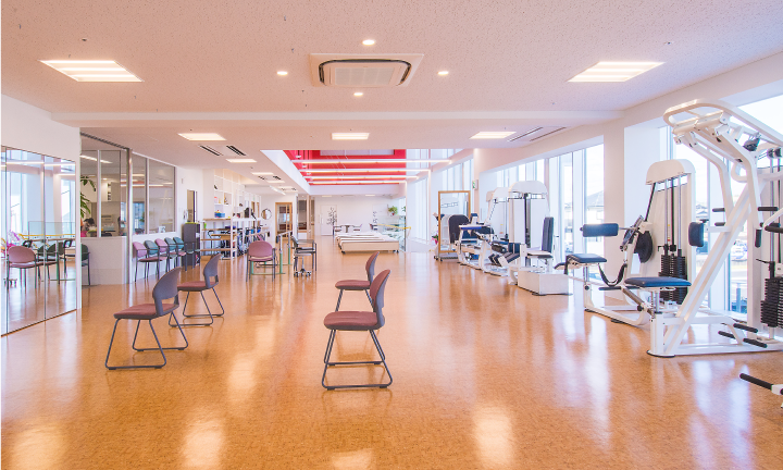 筋力強化トレーニングルーム